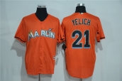 MLB Florida Marlins Jersey - 112