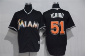 MLB Florida Marlins Jersey - 121