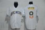 MLB Milwaukee Brewers Jersey - 100