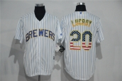 MLB Milwaukee Brewers Jersey - 105