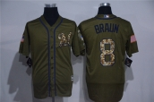 MLB Milwaukee Brewers Jersey - 106