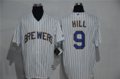 MLB Milwaukee Brewers Jersey - 107
