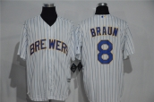 MLB Milwaukee Brewers Jersey - 110