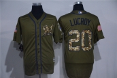 MLB Milwaukee Brewers Jersey - 111