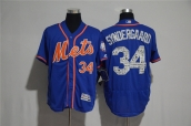 MLB New York Mets Jersey - 112