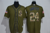 MLB Seattle Mariners Jersey - 101