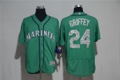 MLB Seattle Mariners Jersey - 122