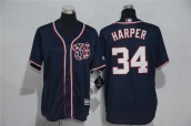 MLB Washington Nationals Jersey - 112