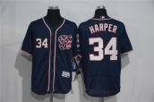MLB Washington Nationals Jersey - 114