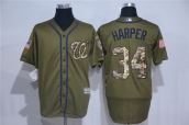 MLB Washington Nationals Jersey - 120