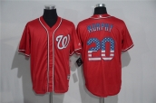 MLB Washington Nationals Jersey - 121