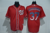 MLB Washington Nationals Jersey - 122