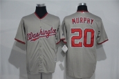MLB Washington Nationals Jersey - 123