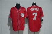 MLB Washington Nationals Jersey - 126