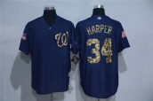 MLB Washington Nationals Jersey - 127