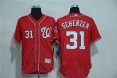 MLB Washington Nationals Jersey - 136