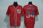 MLB Washington Nationals Jersey - 137