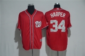 MLB Washington Nationals Jersey - 138