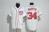 MLB Washington Nationals Jersey - 141