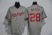 MLB Washington Nationals Jersey - 155