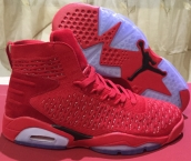 Perfect Air Jordan 6 Chinese Red