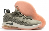 Nike Lebron 15 Low Grey Pink