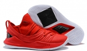 Under Armour Curry 5 Red