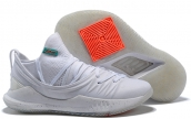 Under Armour Curry 5 White