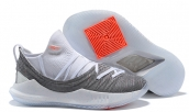 Under Armour Curry 5 White Grey