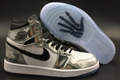 Super Perfect Air Jordan 1 High Pass The Torch