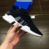 Women Adidas EQT Racing ADV White Black White