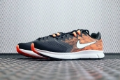 Nike Zoom Span 2 Orange Blue