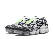 Women Nike Air Vapormax FK Moc 2 Acronym Black White
