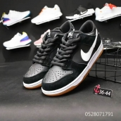 Women Nike Dunk Low Black