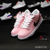 Women Nike Dunk Low Pink