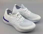 Women Nike Epic React Grey Blue