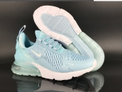 Air Max 270 Women Light Blue