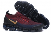 Nike Air Vapormax II 2018 Blue Wine Red