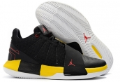 Air Jordan CP3 11 Black Yellow