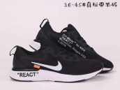 Nike Epic React II Black White