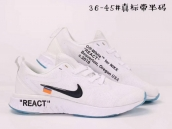 Nike Epic React II White
