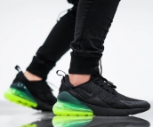 Air Max 270 Black Green