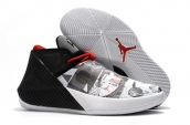 Jordan Why Not Zer0.1 Low PFX Black Mix White Grey