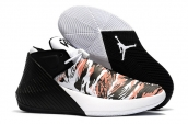 Jordan Why Not Zer0.1 Low PFX Black Mix Orange