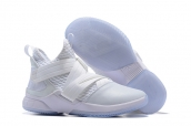 Nike LeBron Soldier XII iD All White