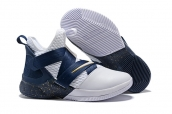 Nike LeBron Soldier XII iD Dark Blue White