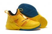 Nike LeBron Soldier XII iD Riding Yellow