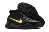 Nike Kobe 1 Protro ZK1 Black Golden