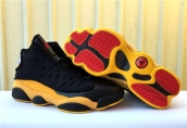 Air Jordan 13 Black Yellow Red