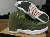 Air Jordan 12 Graduation Pack